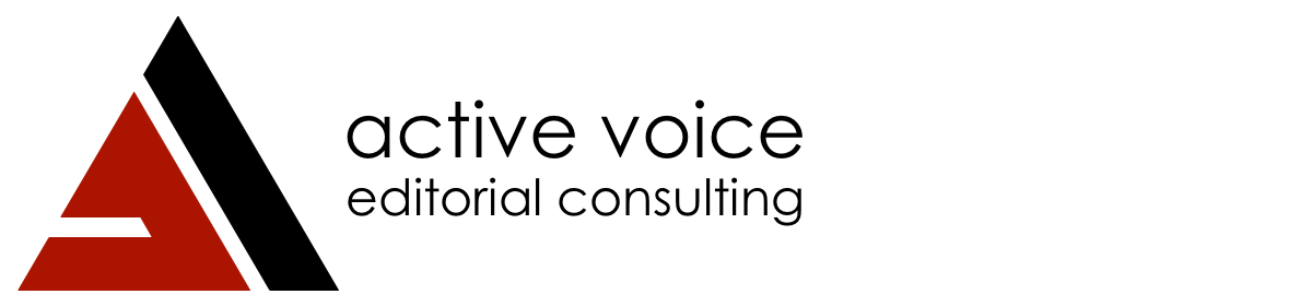 Active Voice Editorial Consulting